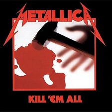 METALLICA  Kill 'Em All REMASTERED 180gm Vinyl LP 2016 NEW & SEALED
