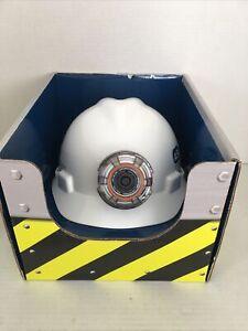 ASI Datamyte Hard Hat/Bump Cap With Digital Video HD Camera- RARE!