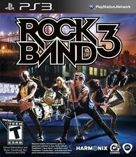 Rock Band 3 - Playstation 3 Game