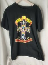 Guns and Roses t Shirt Size L - Used