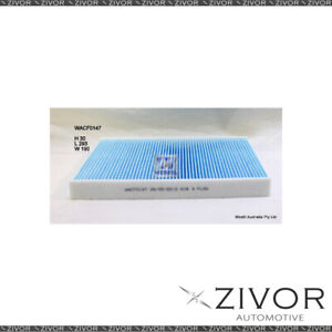 WESFIL CABIN Filter For Iveco Daily 3.0L TD 05/07-04/15 -WACF0147* By Zivor*