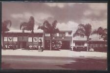 Postcard St Petersburg Florida/Fl Bay N' Gulf Apartment Building view 1940's