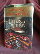 Drums of Autumn by Diana Gabaldon 1st Edition, 1st Print, Hardcover, 1996