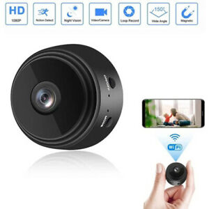 A9 Mini Camera 1080P HD Motion Sensor WiFi IP Surveillance Camera Camcorder