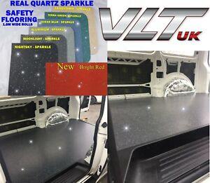 CAMPER VAN VINYL LINO FLOORING ANTI SLIP SPARKLE SAFETY FLOOR MOTOR HOME CARAVAN