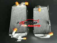 Aluminum Radiator FOR Honda CRF250R CRF250 CRF 250 R 2014-2017 2015 2016 4stroke