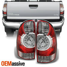Fits 09 15 Toyota Tacoma Tail Lights Brake Lamps Taillight Aftermarket 2009 2017