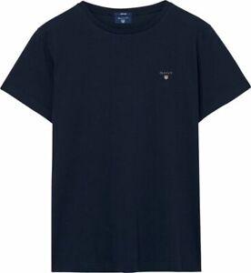 GANT Shield LS T-Shirt Camiseta para Hombre