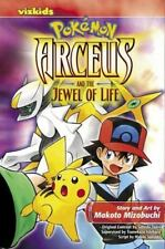 Pokémon: Arceus and the Jewel of Life by Mizobuchi MAKOTO (2011, Paperback) NEW
