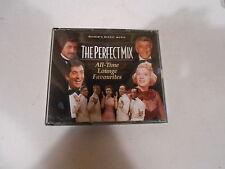 THE PERFECT MIX-4 CD SET-READERS DIGEST-AUSTRALIA-KAMAHL-BOBBY DARIN-PAUL ANKA