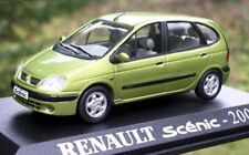 RENAULT SCENIC 1.4 16V 2000 UNIVERSAL HOBBIES 1/43 MONOSPACE M6 COLLECTIONS