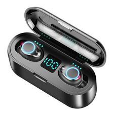 Bluetooth Headset Wireless Earbuds Noise Cancelling Earphones in-Ear Headphones