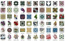 2000+ Quilt Blocks & Designs Collection of PES Files Brother Embroidery Machine