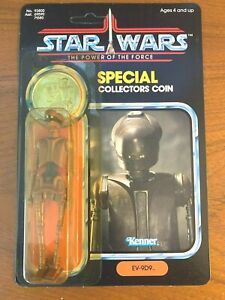 Star Wars - EV-9D9  - The Power of the Force - Special Collectors Coin. (MOC)