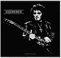 BLACK SABBATH - TONY IOMMI - WOVEN PATCH - BRAND NEW - MUSIC BAND 2876