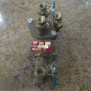 """WATTS 3/8"""" 009 Backflow Preventer New Other (See Details)"""