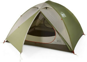 REI Half dome 4 tent Apple mint Green. 4 person 3 season tent