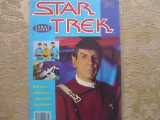 STAR TREK FIRST ISSUE VERY RARE MARCH 1992 EXCELLENT CONDITION