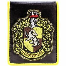 Official Harry Potter Hufflepuff House Crest Yellow Wallet *SECOND*