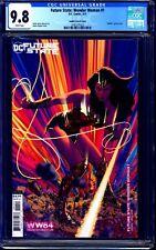 Future State Wonder Woman #1 CGC 9.8 ADAM HUGHES VARIANT NM/MT