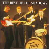 THE SHADOWS - THE BEST OF CD ~ GREATEST HITS ~ HANK MARVIN GUITAR *NEW*