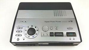 DIGITAL PHOTO PRINTER SONY DPP-MS300E PRINTS MS MEMORY STICK CARD PC PARALLEL