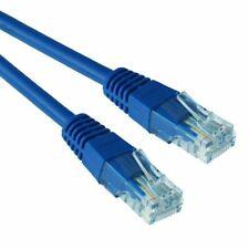 Blue 25m RJ45 Cat5e Ethernet Network LAN Patch Cable Lead