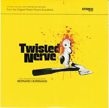 "BERNARD HERRMANN TWISTED NERVE   7""  MINT"