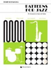 PATTERNS FOR JAZZ - Edizione italiana