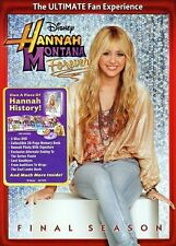 Hannah Montana: Forever - The Final Season [2 Discs] (2011, REGION 1 DVD New) WS