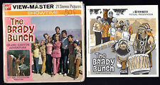 BRADY BUNCH Grand Canyon Adventure 1971 ABC TV ViewMaster GAF 3 Reel Pack B 568a