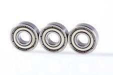 """R4 Bearing R4 ZZ Bearing ABEC 5 1/4x5/8 Ball Bearing 1/4"""" Bearing 3 pieces"""