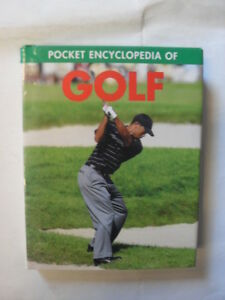 AA.VV. THE POCKET ENCYCLOPEDIA OF GOLF ED. ABBEYDALE 1997