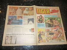 TIGER & JAG Comic - Date 03/05/1969