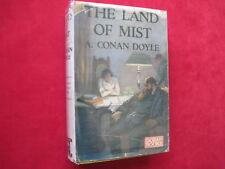 Arthur Conan Doyle The Land of Mist 1ST AM IN JACKET
