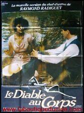 LE DIABLE AU CORPS Affiche Cinéma / Movie Poster SCOTT MURRAY