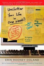 Unclutter Your Life in One Week by Erin R Doland