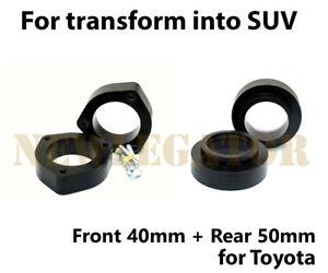 Complete leveling Lift Kit 40/50mm for Toyota Estima, Previa / Tarago, Sienna