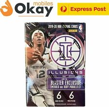 **IN STOCK**2019/20 Panini Illusions Basketball 6-Pack Blaster Box - Zion Ja