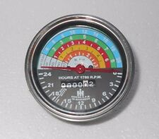 IH Farmall Tachometer 85 mm 5 8