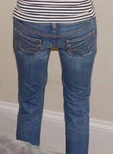 Diesel Straight Leg Distressed Jeans Size Tall for Women