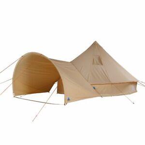 Tente de Desert 10 Tipi 5 - 10 personnes Toit ouvrant en coton imperméable