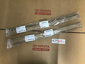 1995-2004 TACOMA (REG & XTRA CAB) (2PC) Belt Molding Weatherstrip Genuine Toyota