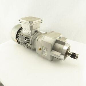 Nord 372.1Z VL80LP 25.85:1 Ratio 1Hp 230/460V 67RPM Output Gear Motor