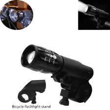 1Set Bike Front Light3 Mode CREE Q5 LEDcycling Waterproof Light +Torch Holder