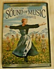 The Sound of Music (Blu-ray / DVD, 3-Disc Set, 45th Anniversary Ed., 2010) NEW