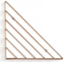 Umbra STRUM SHELF Wall Organiser COPPER Metal Wire