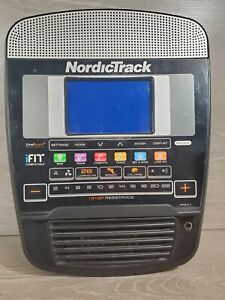 NordicTrack Elliptical Display Console Model Number ELS079813 352868