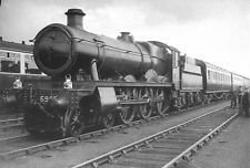 "5955  COLLETT 'HALL' CLASS 4-6-0 ""GARTH HALL"" - 1946 SWINDON OIL BURNING"