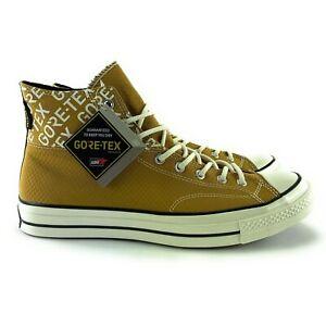 Converse Men's Chuck Taylor All-Star 70 HI Gore-Tex Wheat Shoes 164913C Size 13